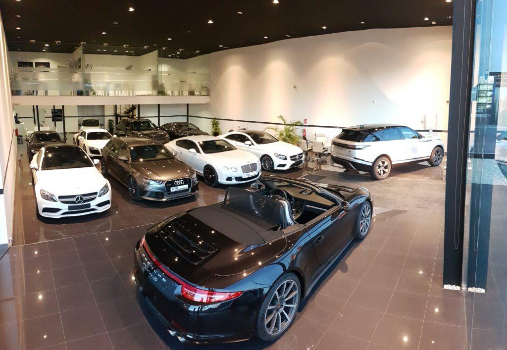 compra-venta coches de lujo