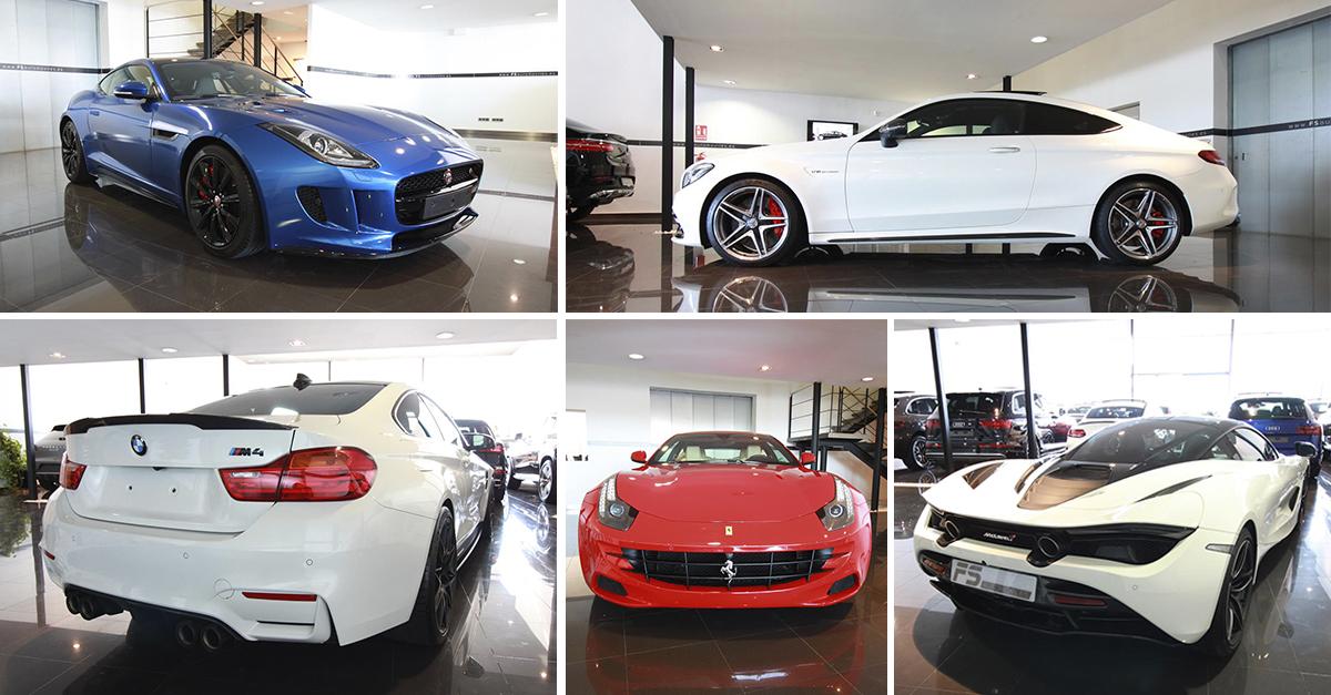 coches de lujo